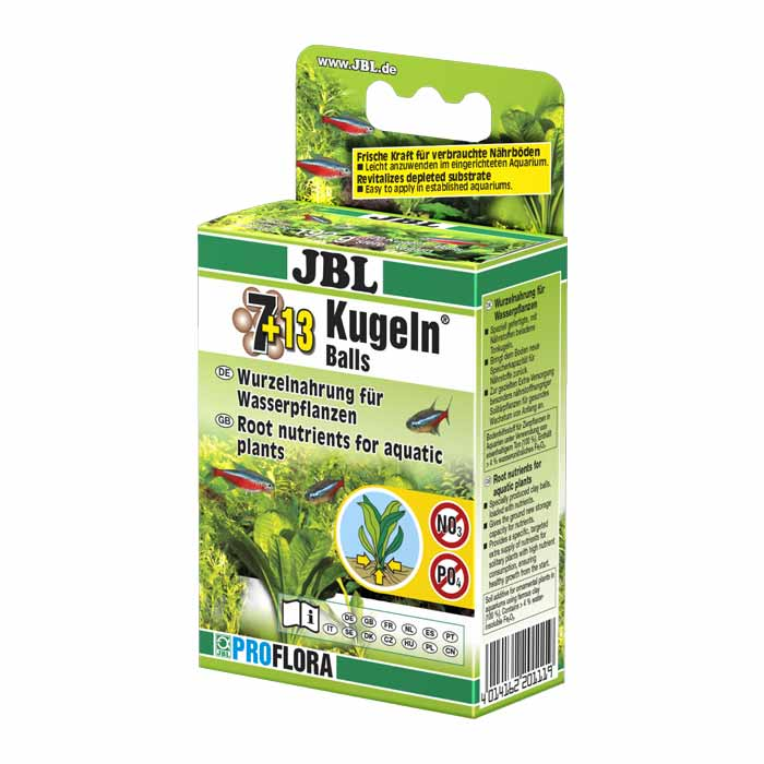 Supstrati: JBL kuglice 7+13 balls