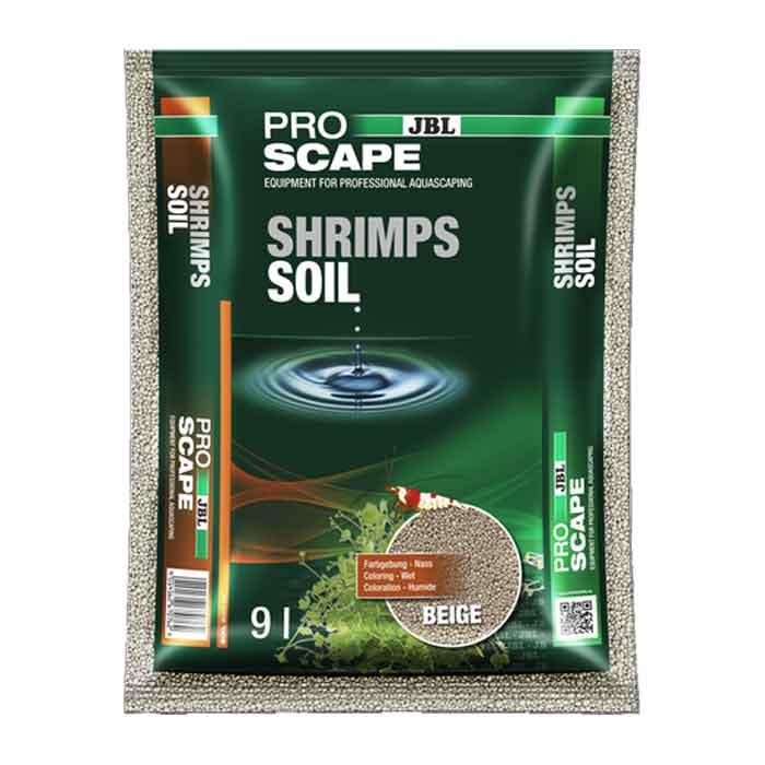 Soil: JBL ProScape ShrimpsSoil BEIGE