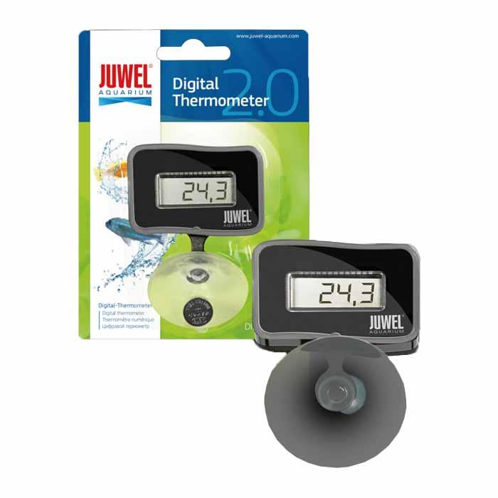 Grejači za akvarijum i termometri: Juwel digitalni termometar
