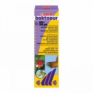 Lekovi za ribe: Sera Baktopur 50 ml
