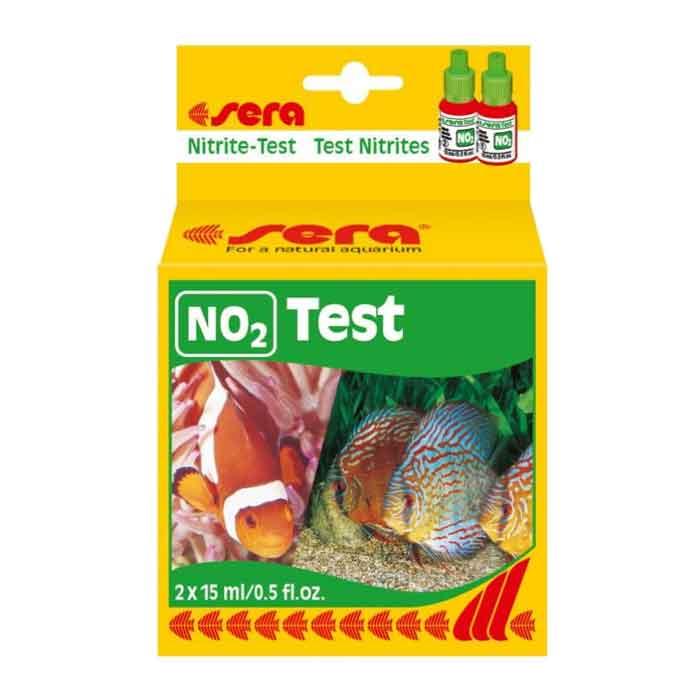 Testovi za vodu: Sera NO2 (nitrit) test